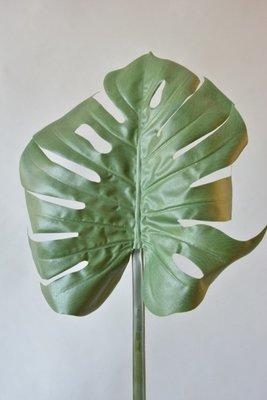 Monstera blad, 100cm