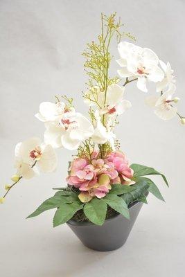 Bloemstuk orchidee, 45cm