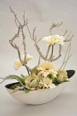 Decoratief bloemstuk