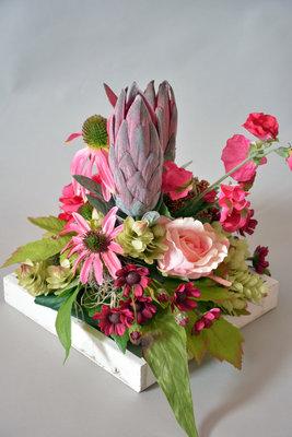 Tafeldecoratie Protea
