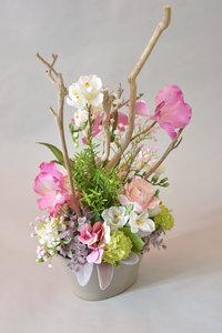 Bloemstuk bloemenzee